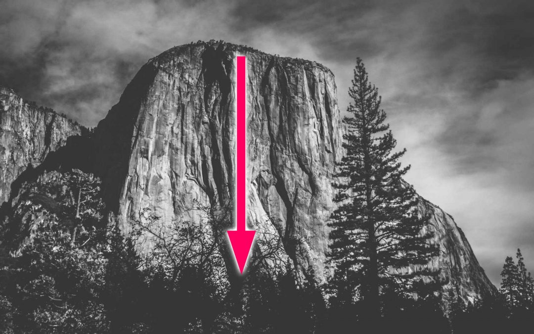 Could Alex Honnold have climbed back down to escape the route? A quick overview of the lost art of down climbing.