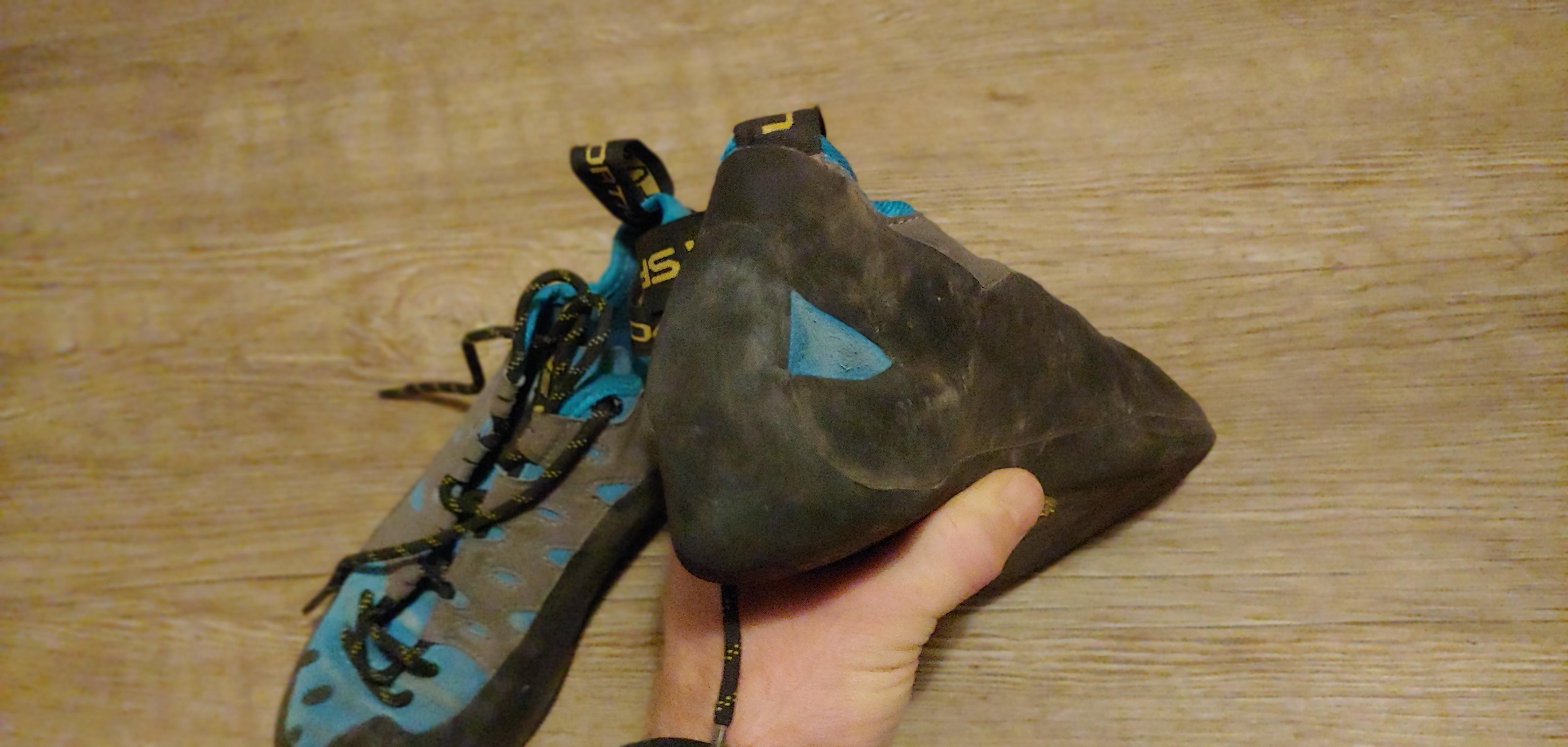 la sportiva tarantulace climbing shoe review