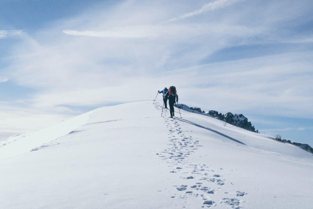 how to get started with mountaineering