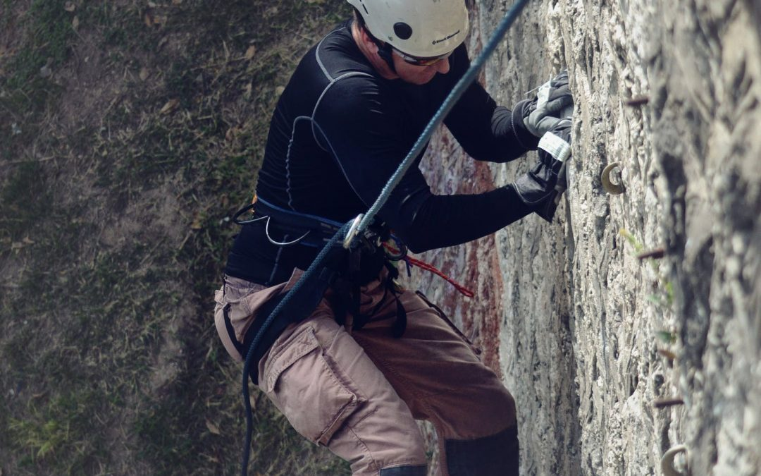 Climbing – how to project
