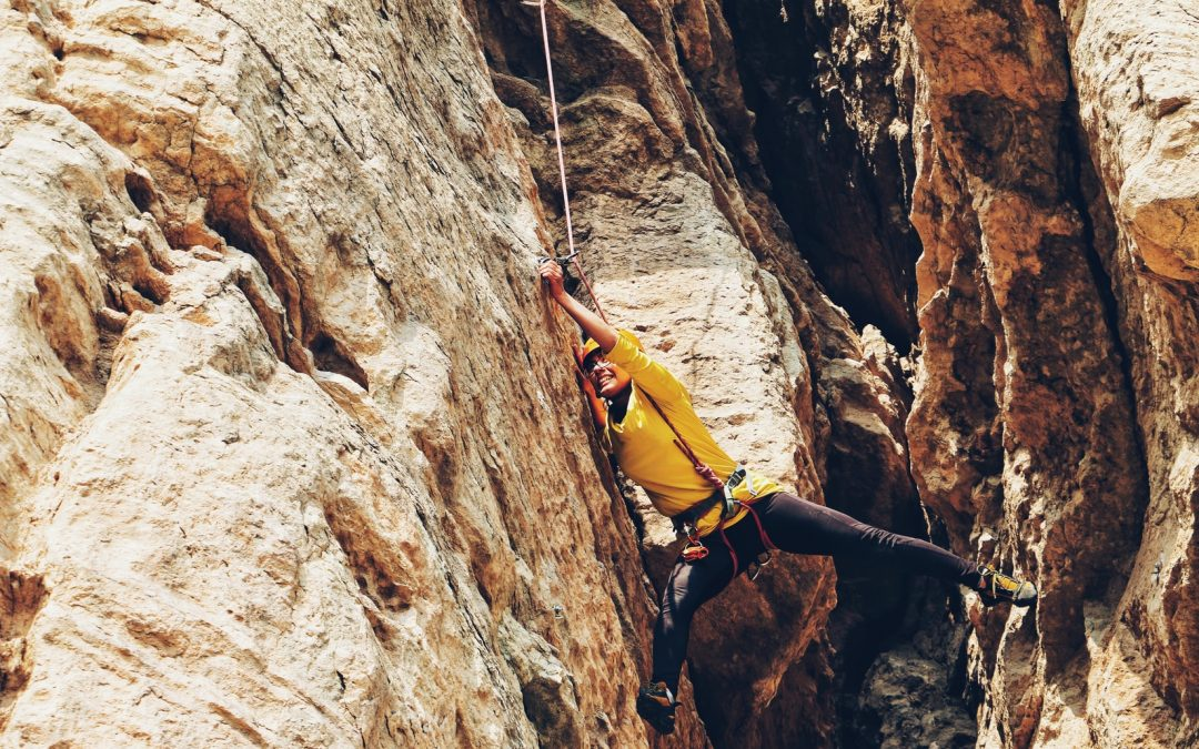 How to Find a Rock Climbing Mentor