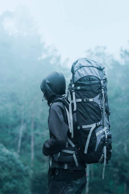 Hiking Backpack Back Pain
