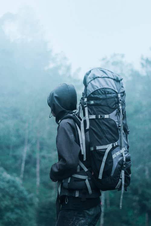 Hiking Backpack Back Pain