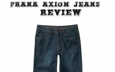 Prana Axiom Jeans In-Depth Review | Climbing and Bouldering Pants