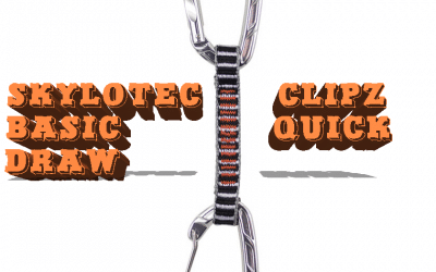 Skylotec ClipZ Basic Quickdraws In-Depth Review: A simple, cheap beginner quickdraw