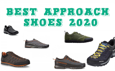 The Best Climbing Approach Shoes in 2020 – The Complete List