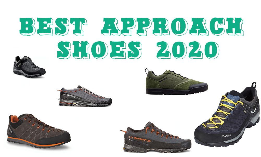 The Best Climbing Approach Shoes in 2020