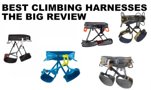 The Best Climbing Harness of 2020