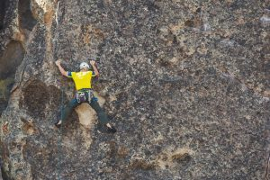 How to learn from stronger and better climbers