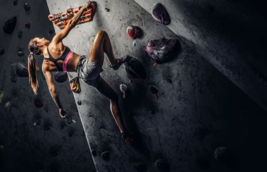 Check your fitness level for climbing workouts